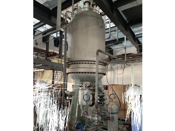 矿井自动反冲洗过滤器成功案例